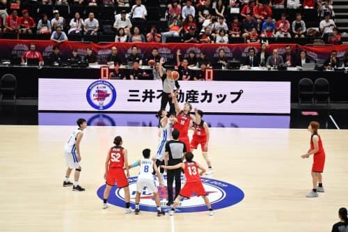 日本vsチャイニーズ・タイペイ